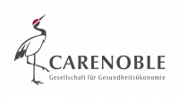 Kranich als Carenoble Logo